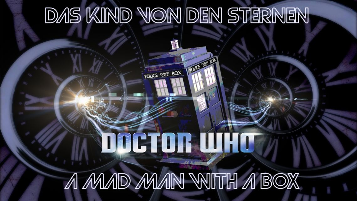 Doctor Who - Das Soundtrack Special an Ostersonntag ab 20:00h hier auf PartyBeatz